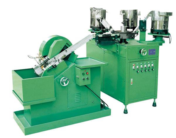 Washer & Screw Assembling Machine