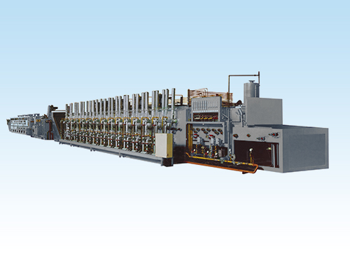 Gas Controlled Heat Treatment Furnace
