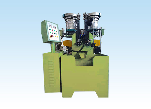 2 Spindle Nut Tapping Machine